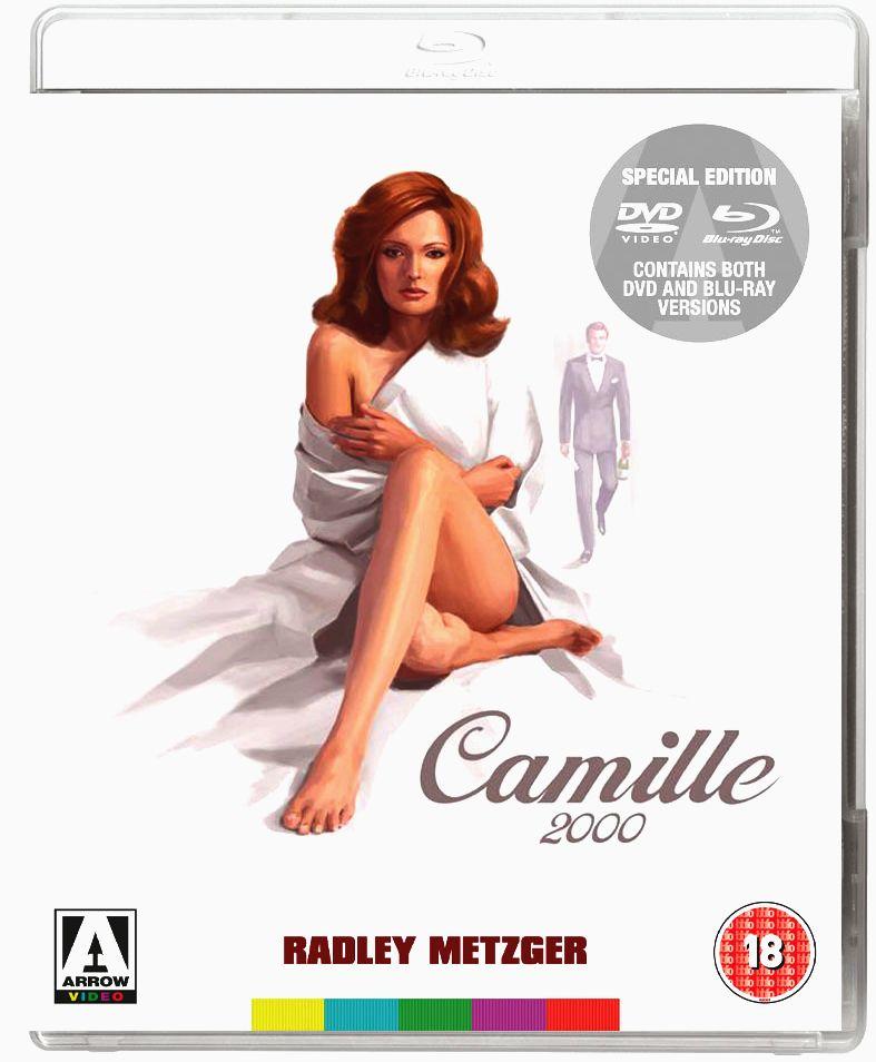 Camille 2000 İtalyan Erotik Filmi